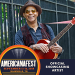 Guy Davis To Debut at The Americana Fest In October!