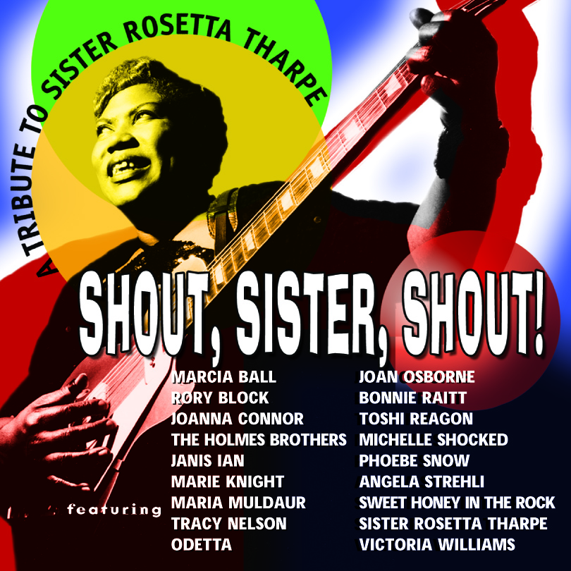 Rock & Roll Hall Of Fame Inducts Sister Rosetta Tharpe!